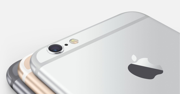 iPhone 6 カメラレンズ