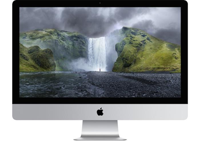 Imac retina waterfall