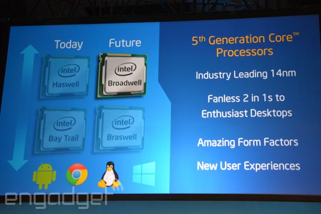 Intel broadwell braswell idf 2014