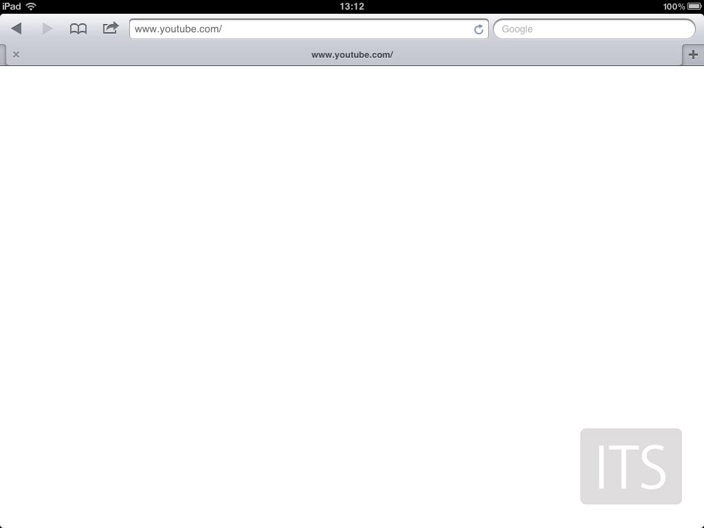 iOS5 YouTube Safari