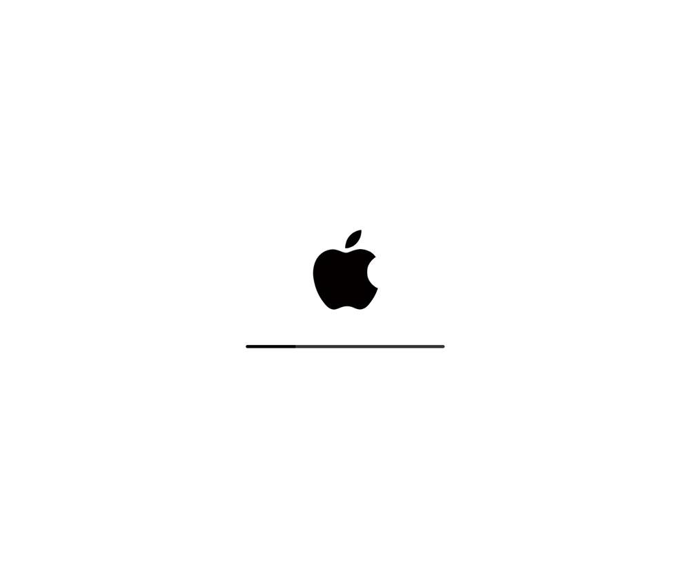 再起動 iOS 8