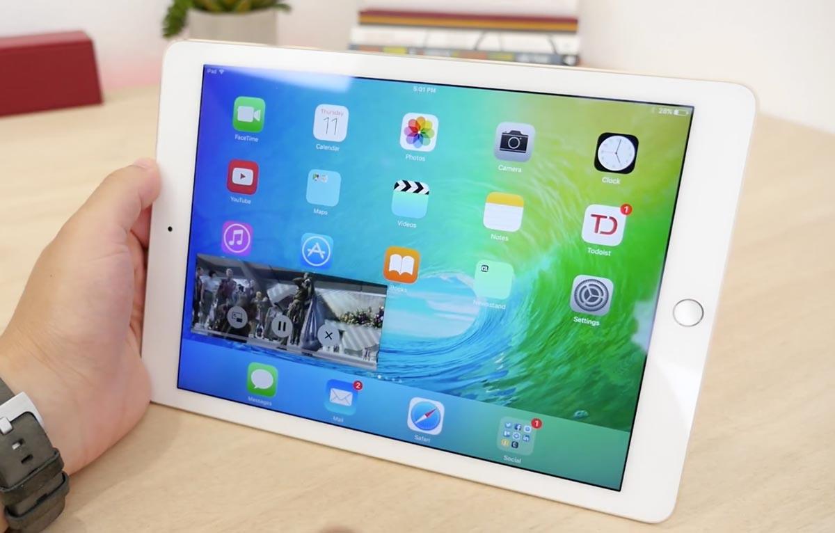 PiP iPad Air2