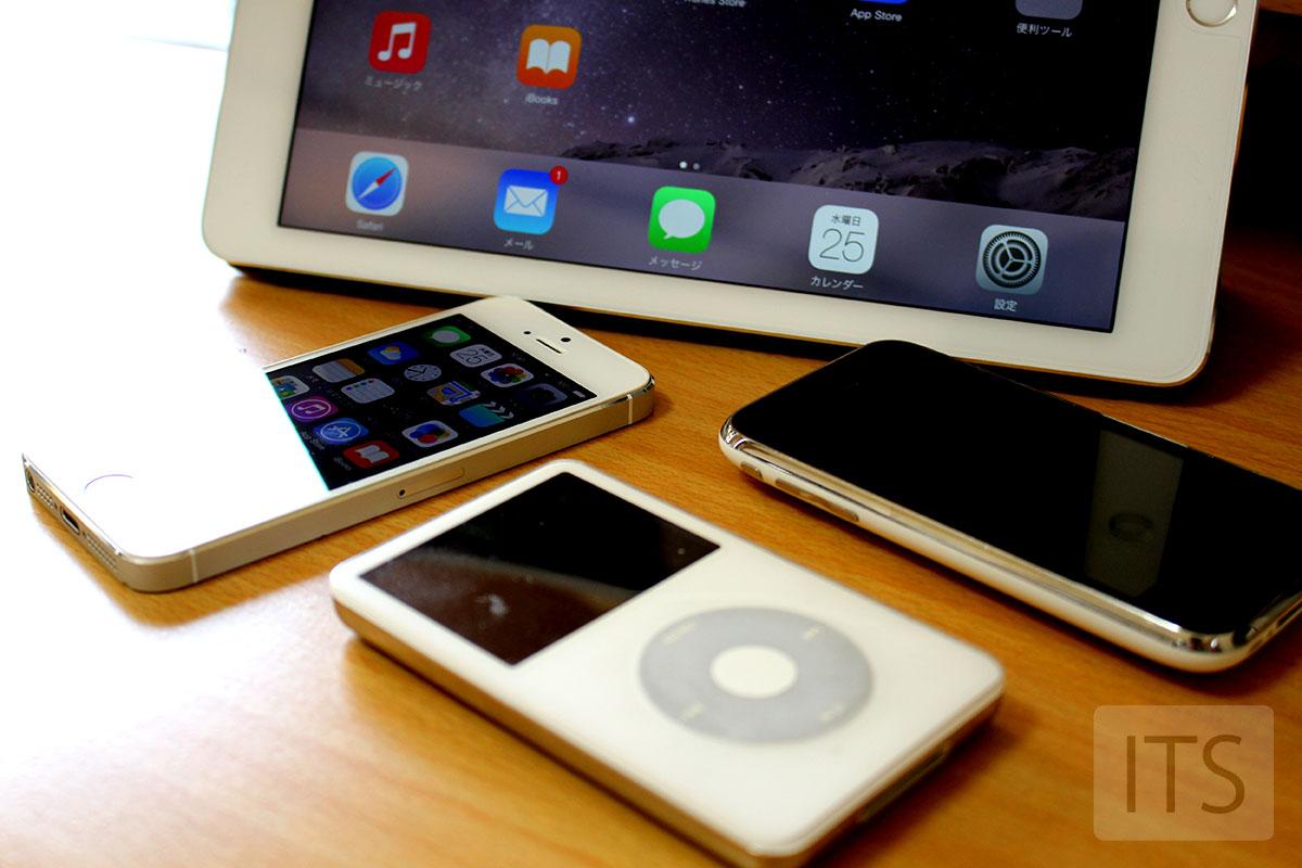 iOSデバイス