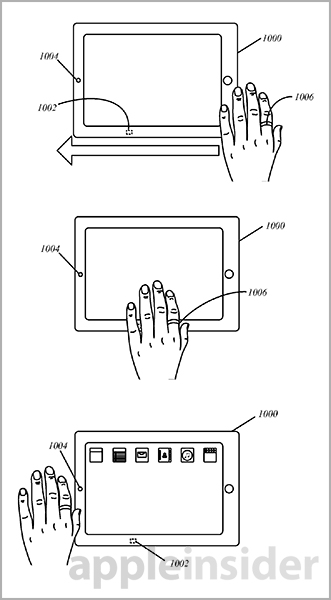 Ipad magnet patent 7 smart ring