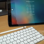 Smart Keyboardを装着したiPad proが勝手に画面が表示