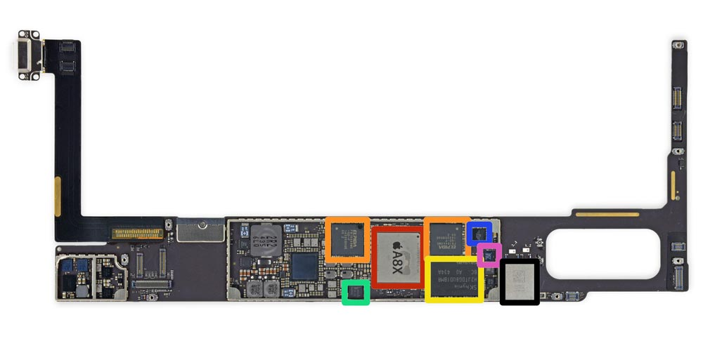 iPad Air2 基板