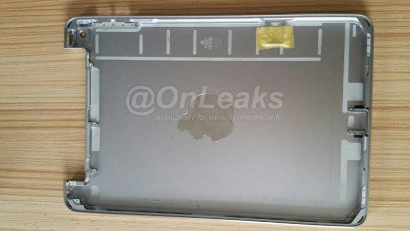 iPad mini4 背面パネル
