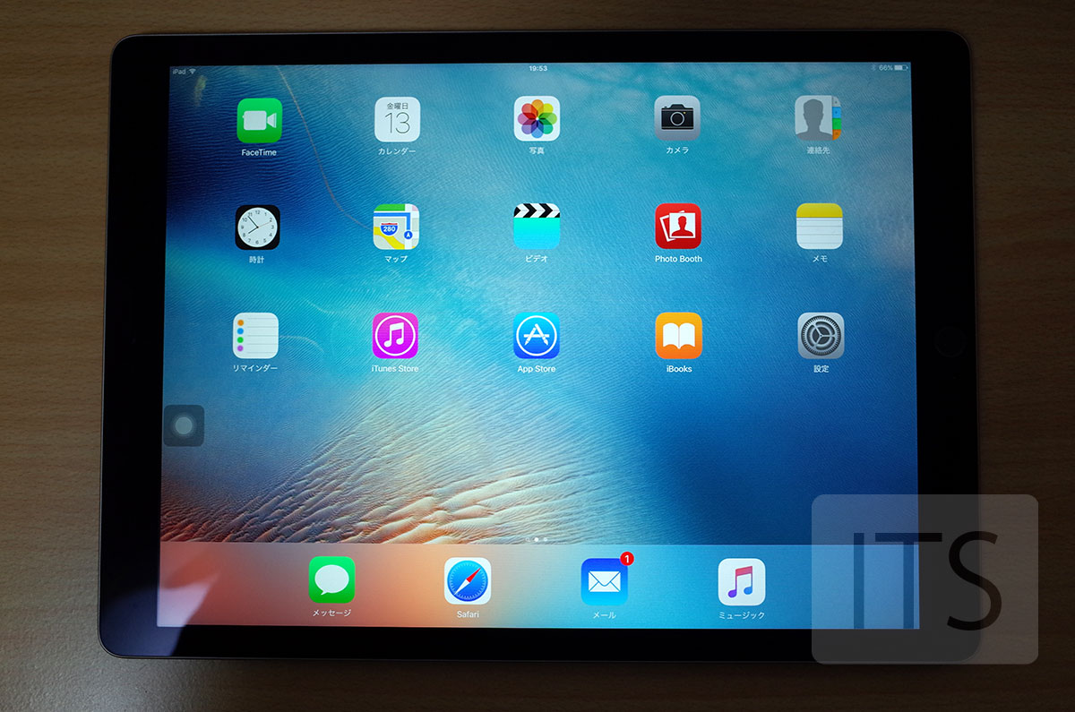 iPad Pro 外観