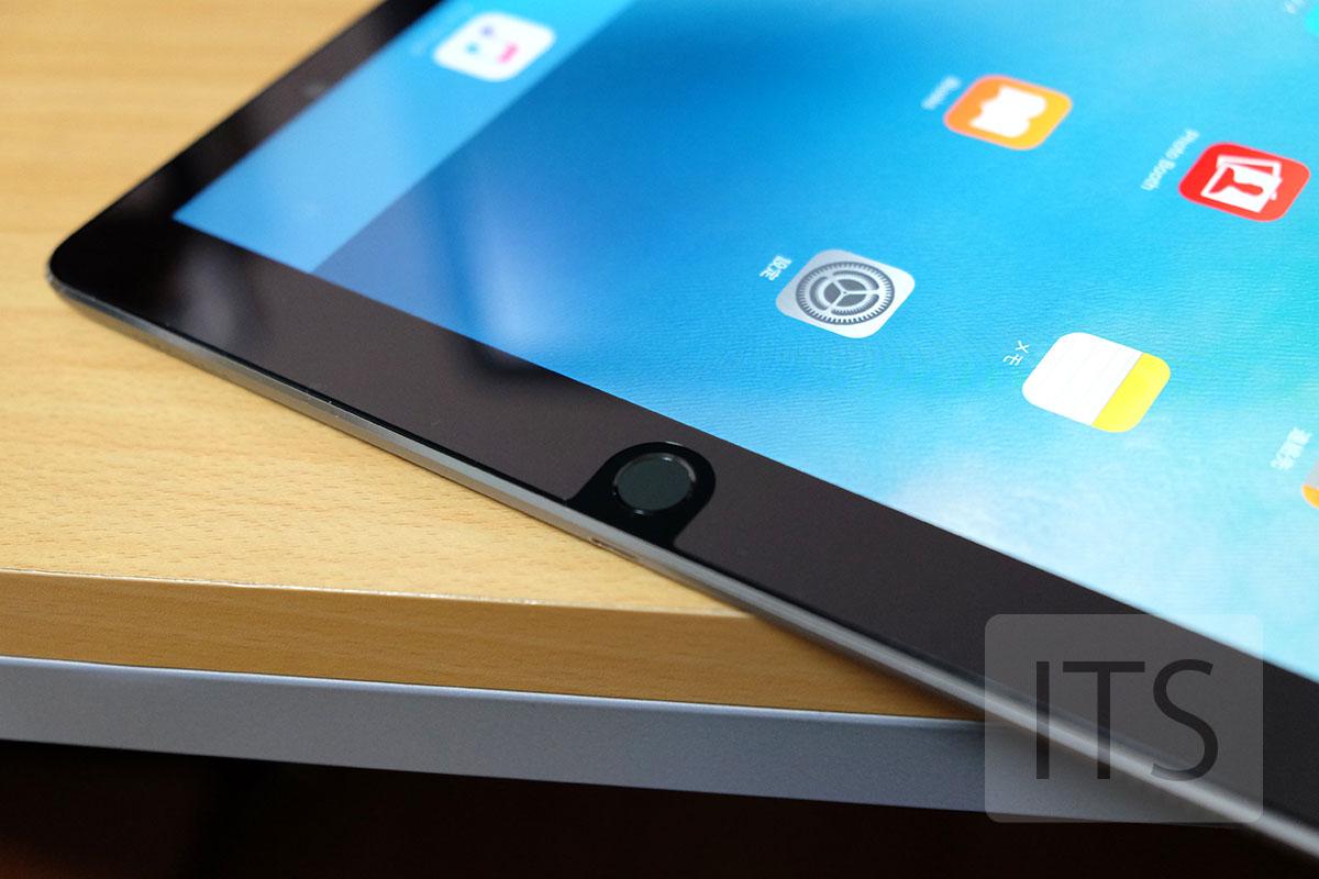 iPad Pro Touch ID 保護フィルム