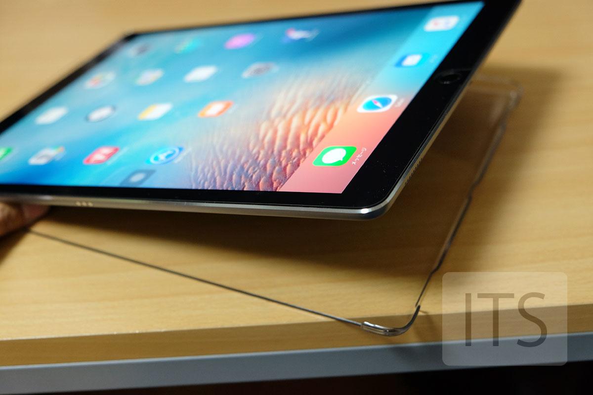 iPad Pro ケース装着