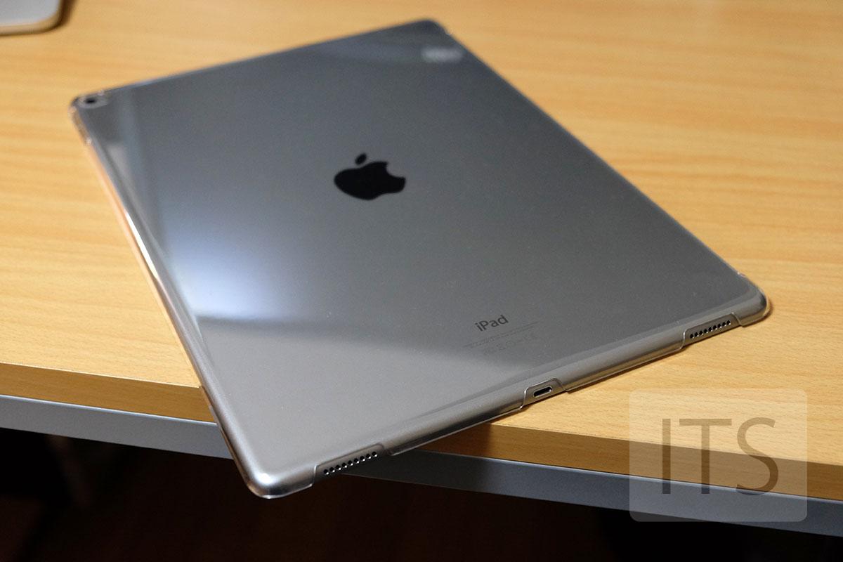 エレコムの保護ケース iPad Pro