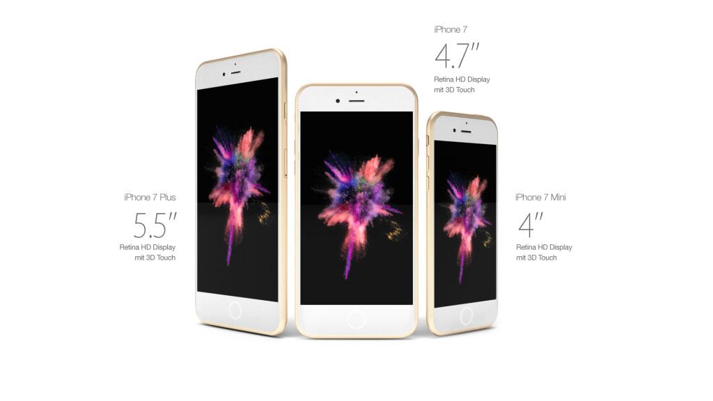 iPhone7 コンセプト予想デザイン2
