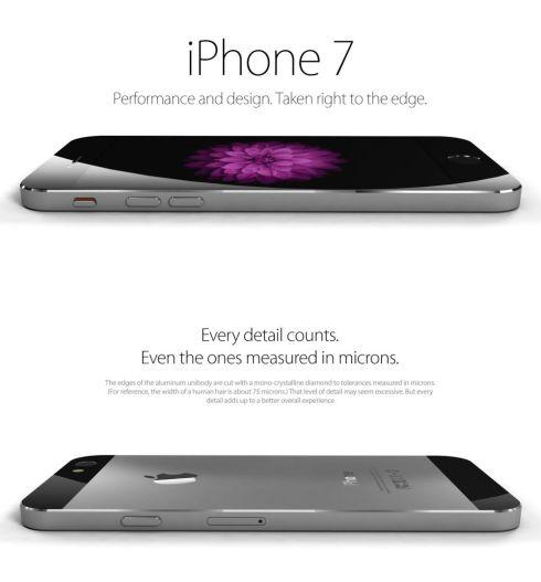 Iphone 7 コンセプト