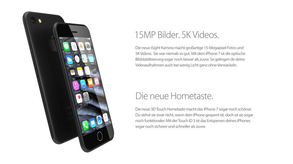 iPhone7 コンセプト予想デザイン3