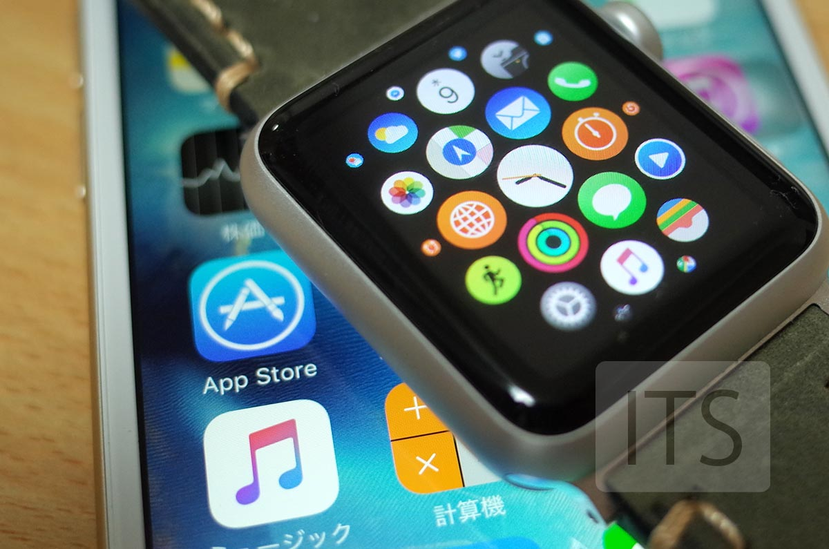 iPhoneとApple Watch