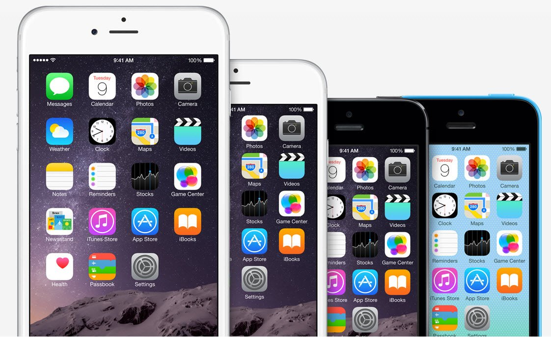 Iphone ラインナップ