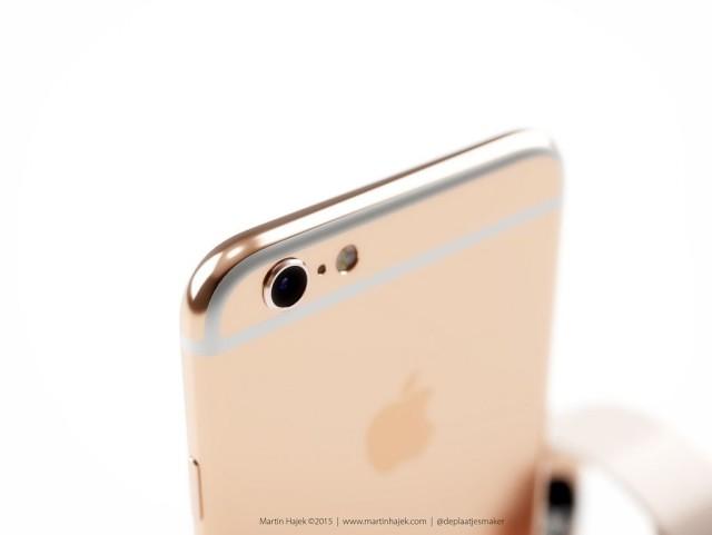 Iphone6s ローズゴールドモデル コンセプト