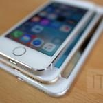 iPhone 4インチ、4.7インチ、5.5インチ比較