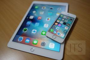 iPad Air 2とiPhone 5s
