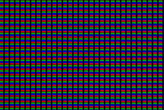 iPhone6 ディスプレイ ピクセル
