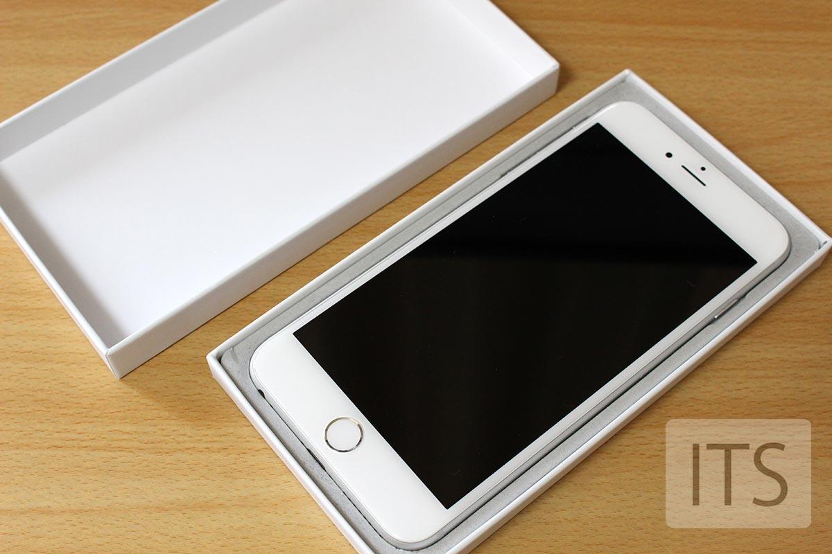 修理されたiPhone 6
