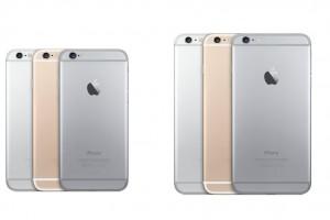 iPhone 6 裏面のライン