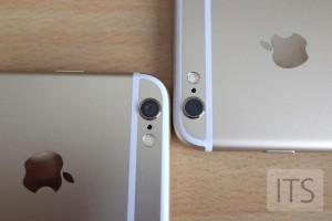iPhone6s カメラレンズ