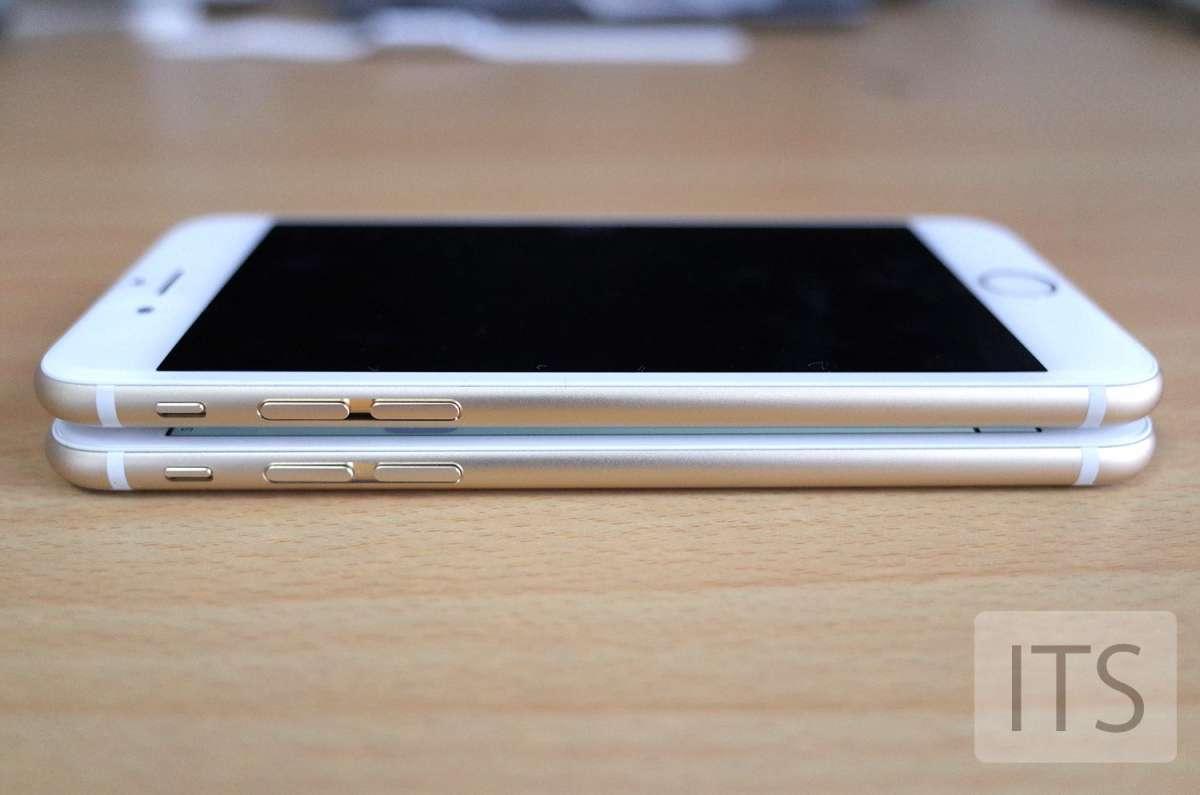 iPhone6s 左サイド