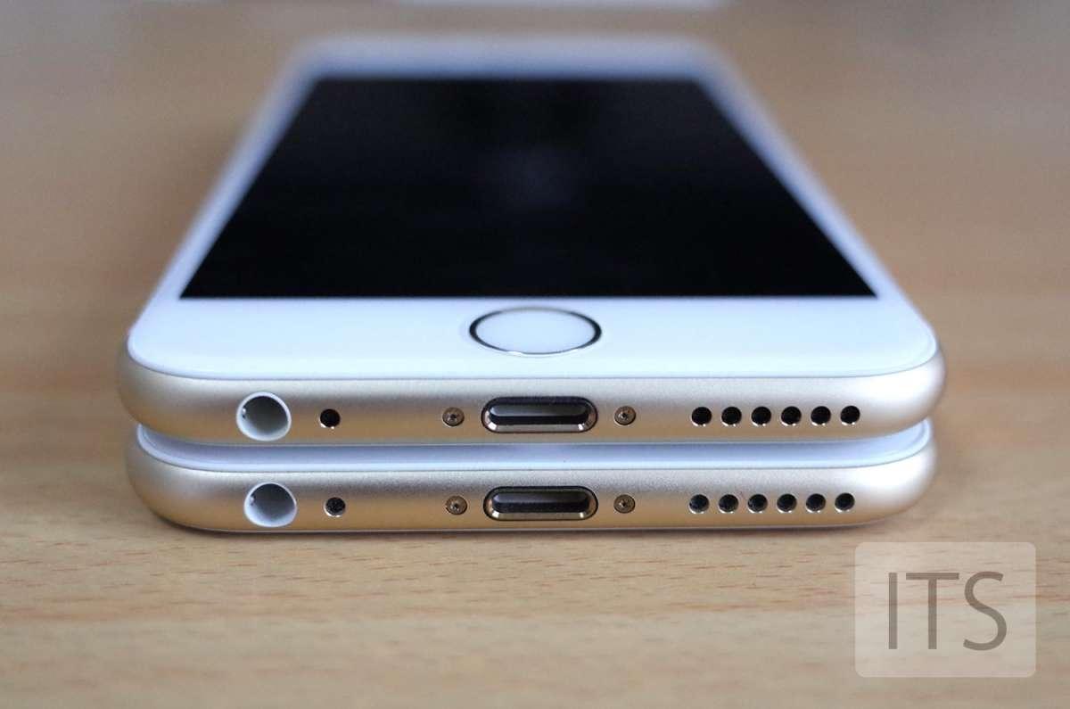 iPhone6s 下部