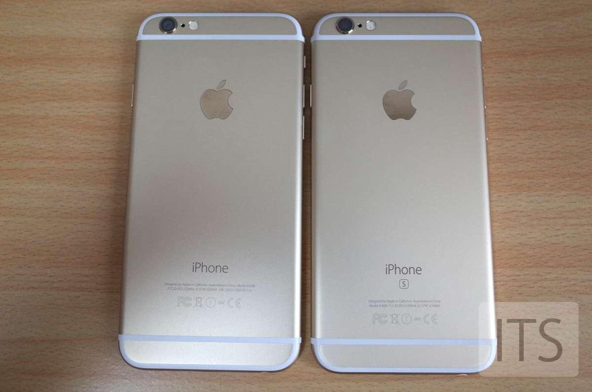 iPhone6s 背面