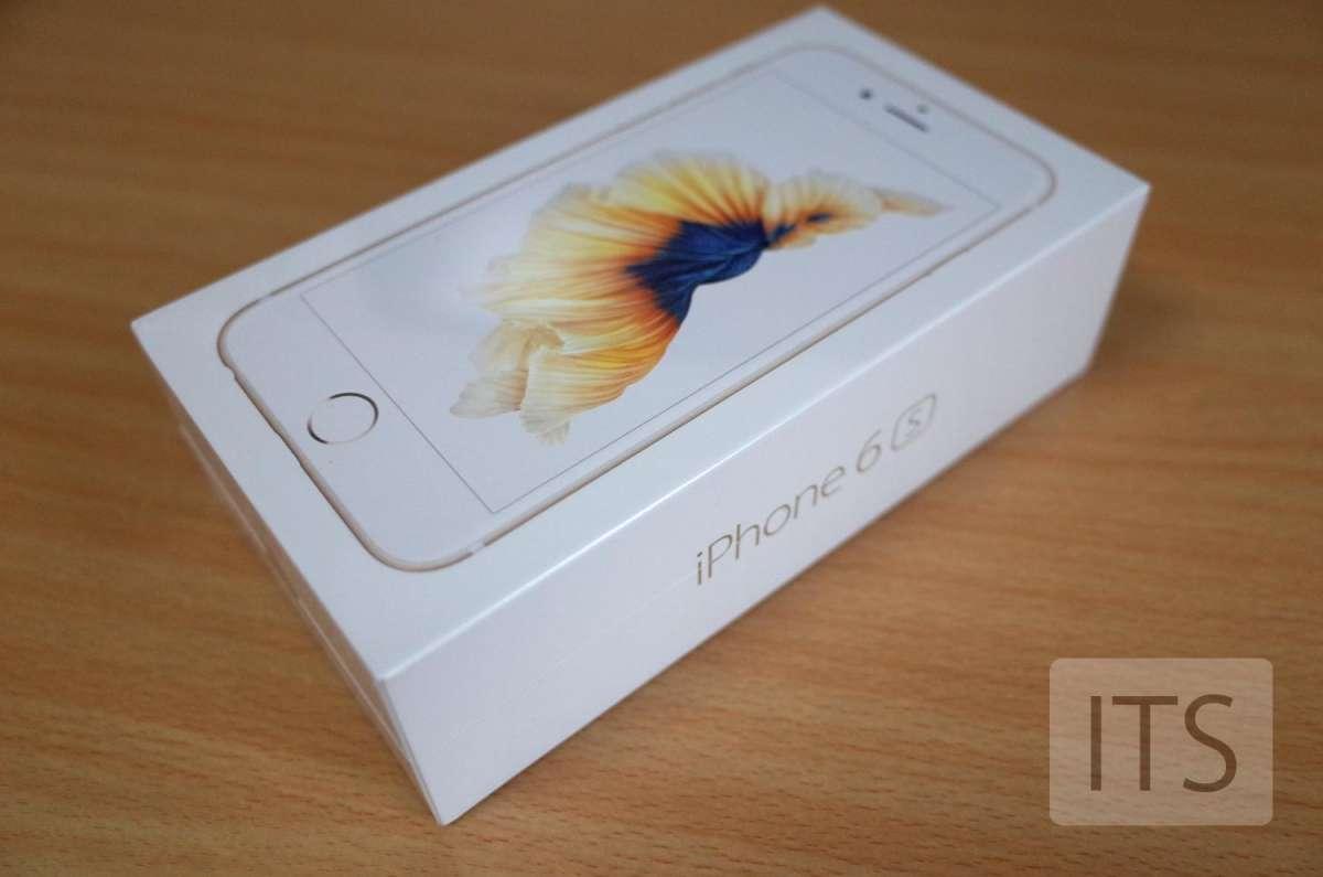 iPhone6s パッケージ