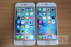 iPhone6 vs iPhone6s 本体外観1