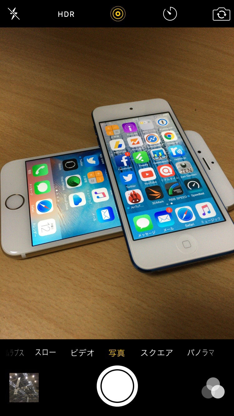 Live Photos iPhone6s