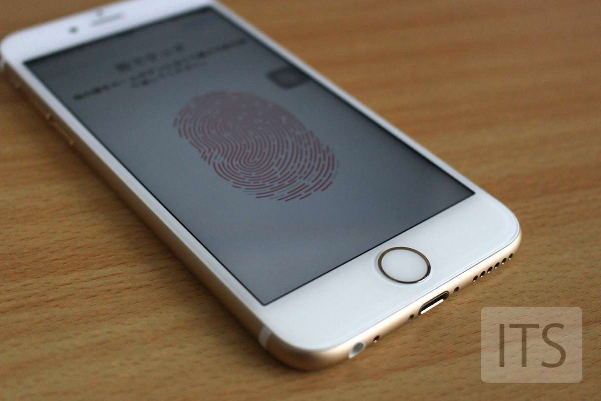 iPhone6s Touch ID