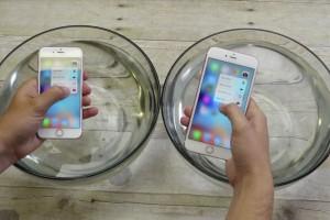 iPhone6s/6s Plus 防水性能