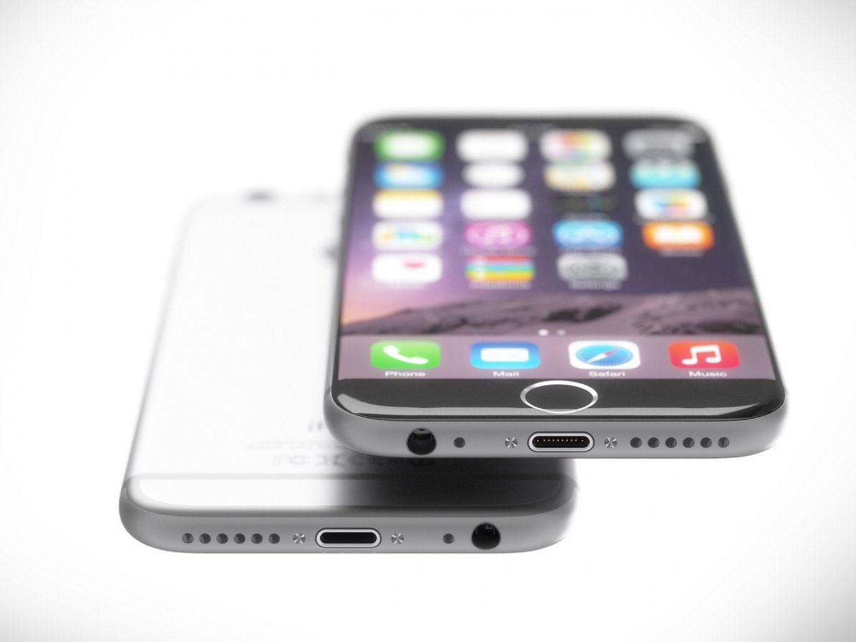 iPhone 7 コンセプトデザイン2