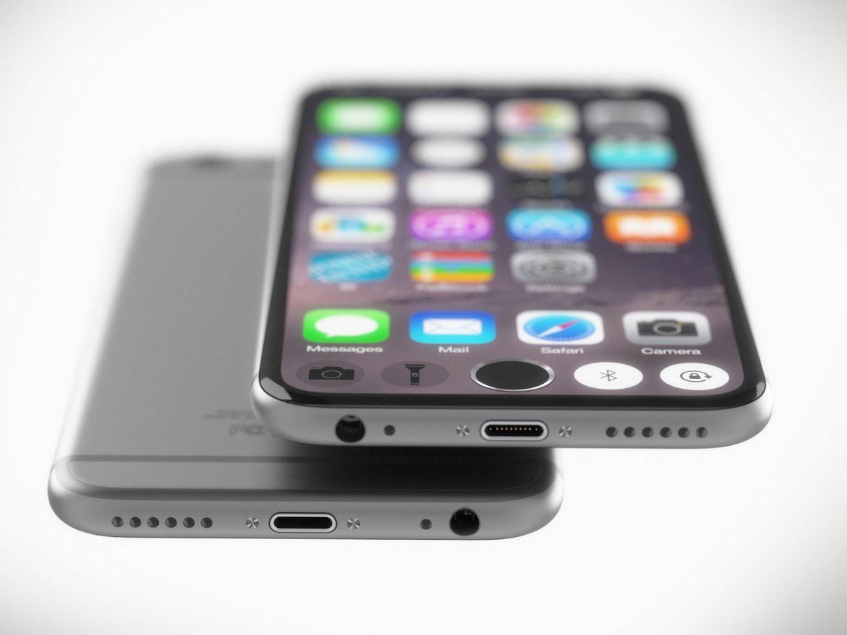 Iphone7 コンセプトデザイン 3