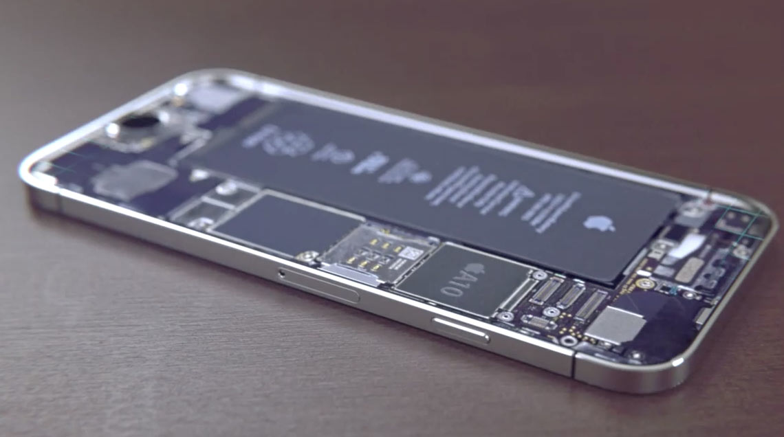 iPhone 7 スペック