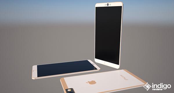 Iphone7 コンセプトデザイン