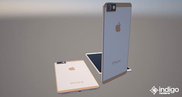 Iphone7 コンセプト画像