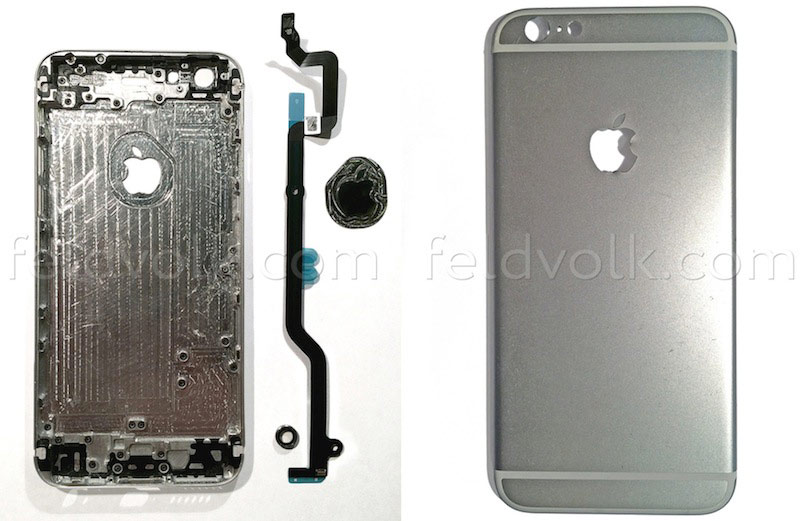 Iphone 6 shell parts