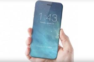 iPhone 7 ベゼルレス