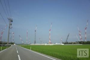 ジャパンディスプレイ石川県白山工場