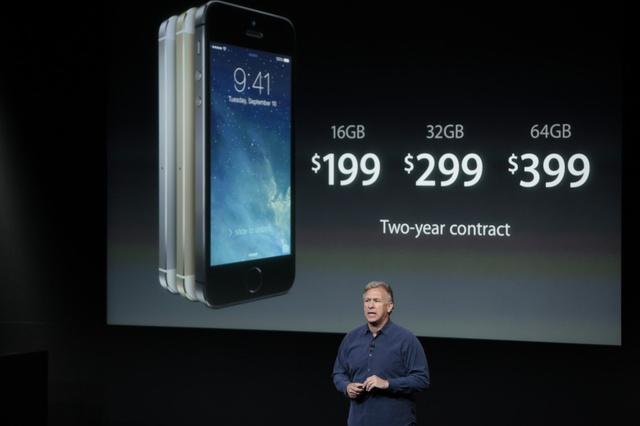 iPhone5s 価格