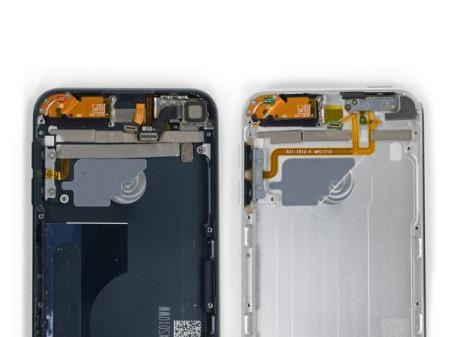 iPod touch (第5世代)/16GB 32GB 比較分解