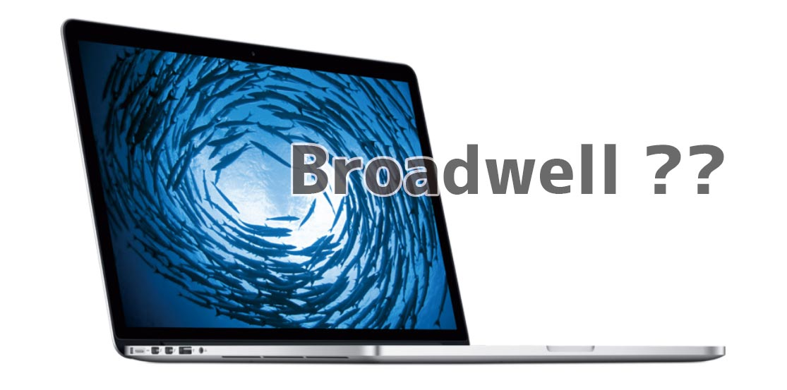 Broadwell MacBook Pro