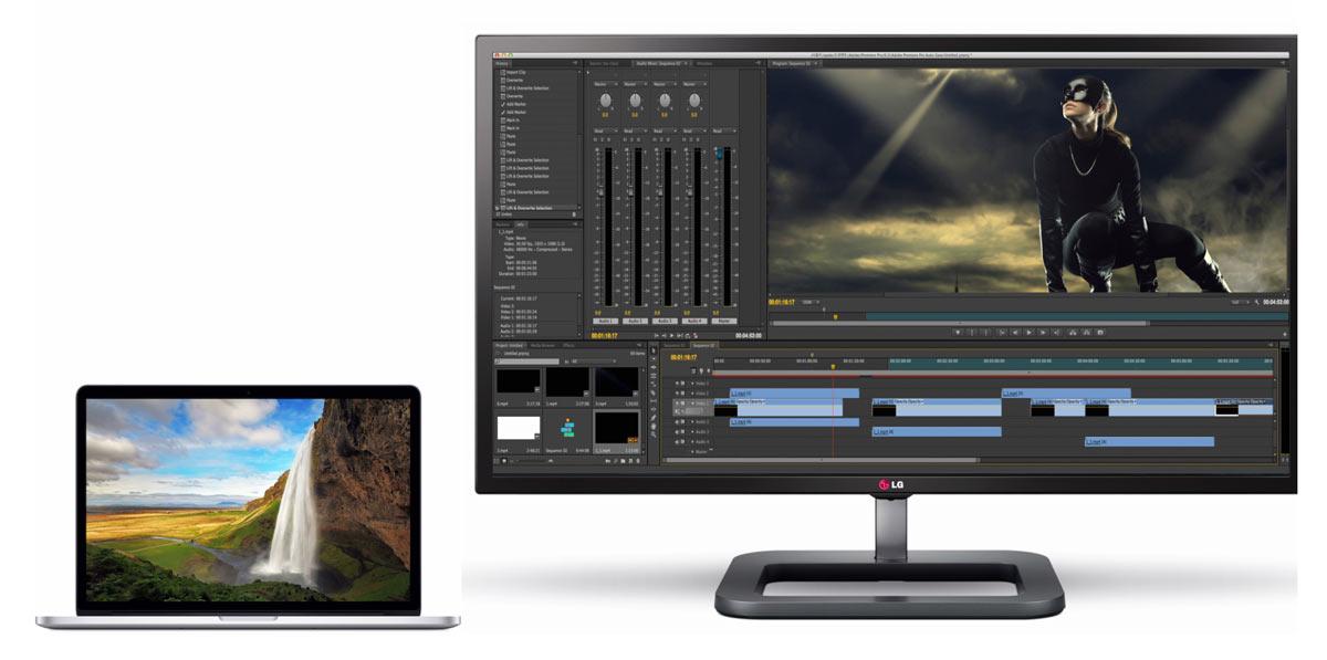 MacBook Pro 15 4K&5Kディスプレイ