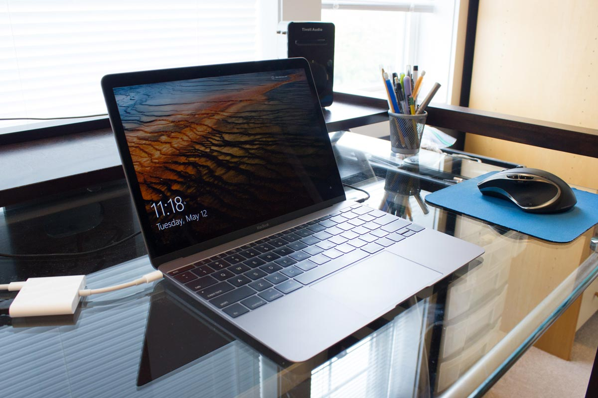 MacBook Windows 10