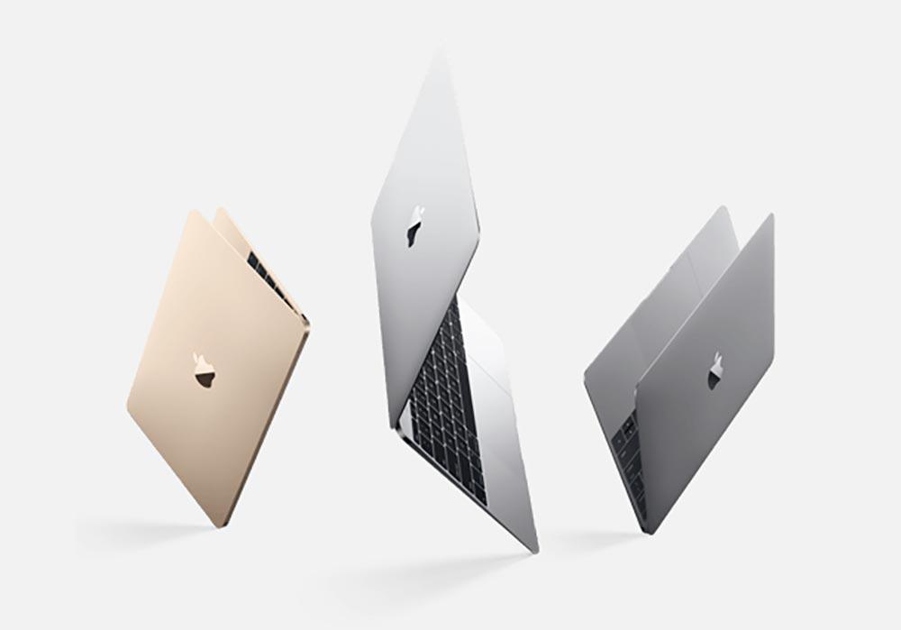 Macbook12インチ デザイン