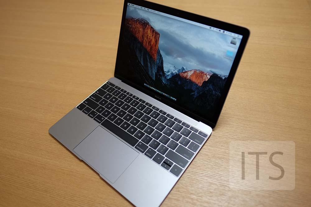 MacBook 2016 本体デザイン